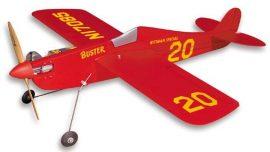 SIG Buster 572mm Balsa Kit - körrepülő modell