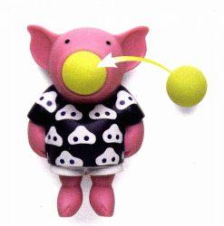 Popper Piggy / Malacka