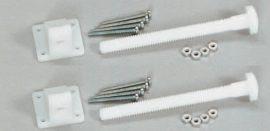 Szárnyrögzítő csavar szett M5 vagy M6 - 2x - Simprop